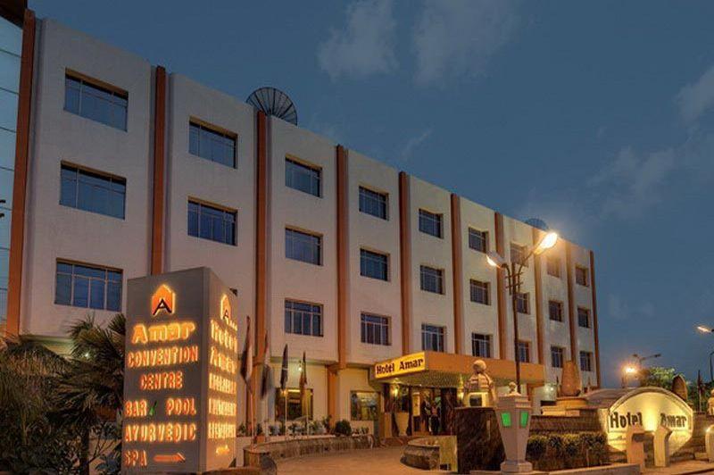 vooraanzicht - Hotel Amar - Agra - India