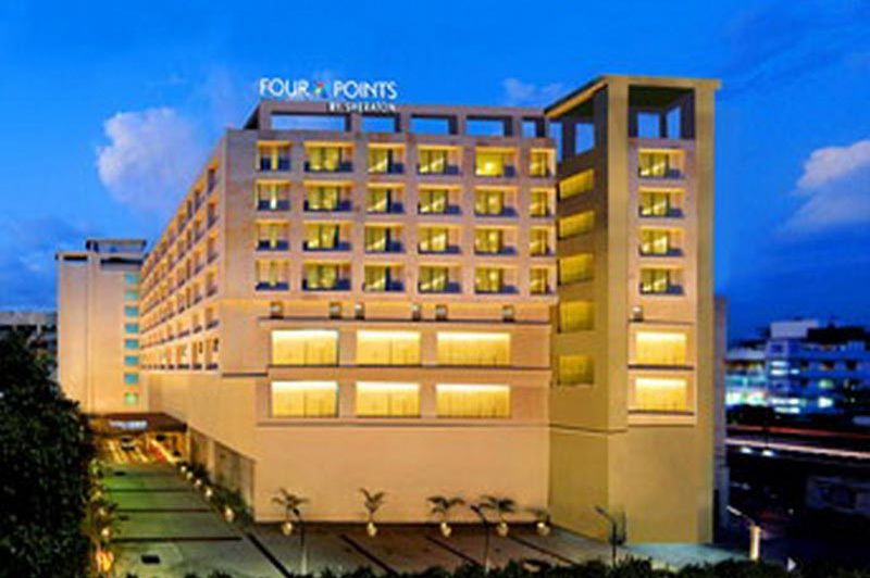 vooraanzicht - Four Points by Sheraton - Jaipur - India