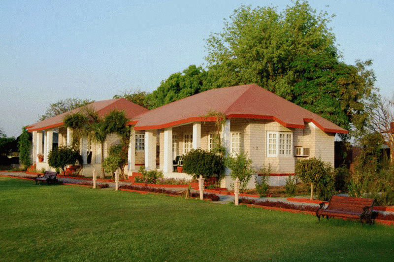 buiten - Tiger Den Resort Ranthambore - Ranthambore National Park - India