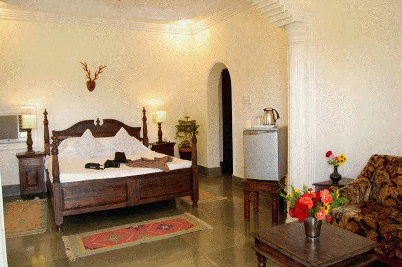 kamer - Tiger Den Resort Ranthambore - Ranthambore National Park - India