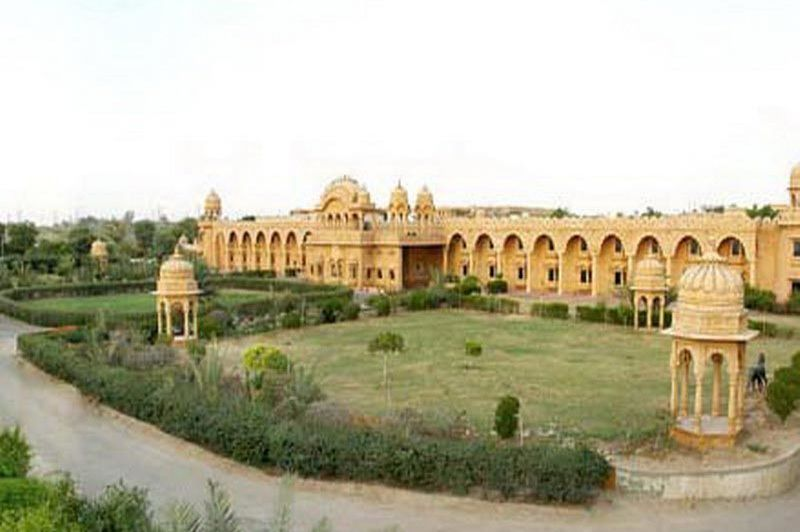 buiten - Fort Rajwada - Jaisalmer - India