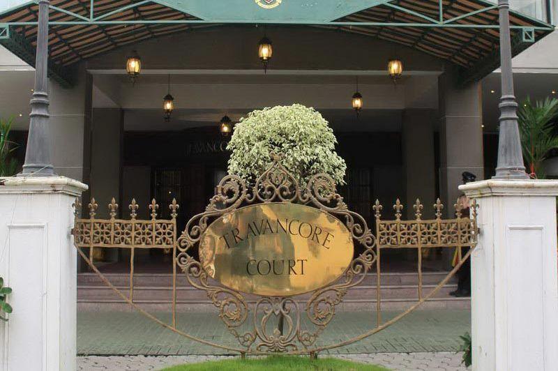 vooraanzicht - Travancore Court - Cochin - India