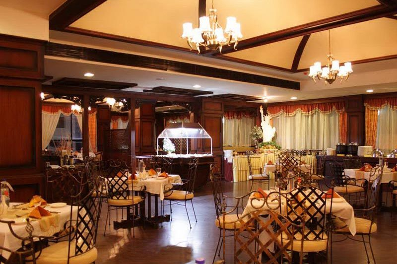 restaurant - Travancore Court - Cochin - India