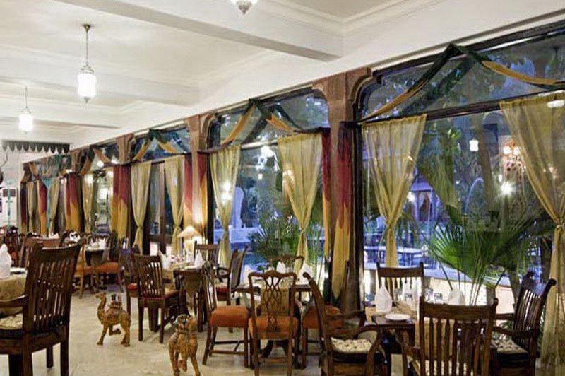 restaurant - Hotel Ranbanka - Jodhpur - India