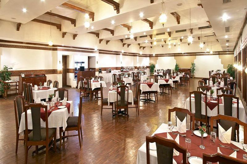 restaurant - The Clarks - Khajuraho - India