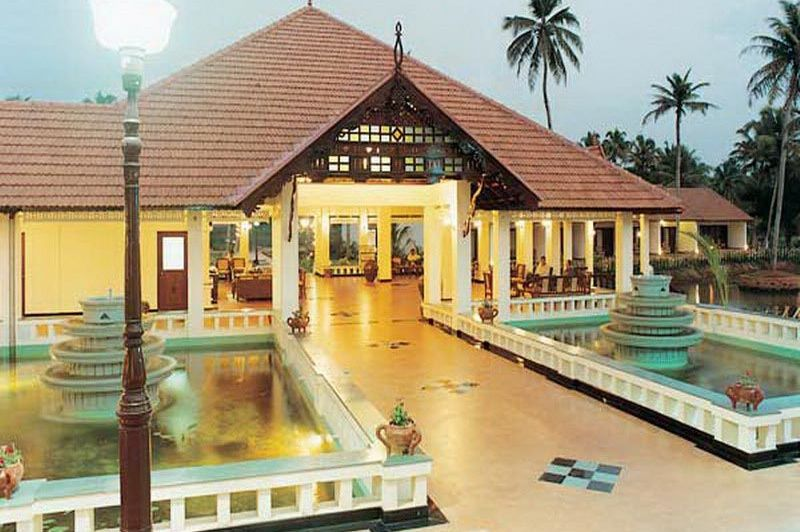 vooraanzicht - Whispering Palms - Kumarkom - India