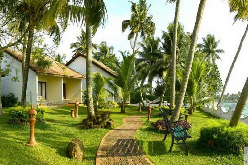buiten - Whispering Palms - Kumarkom - India