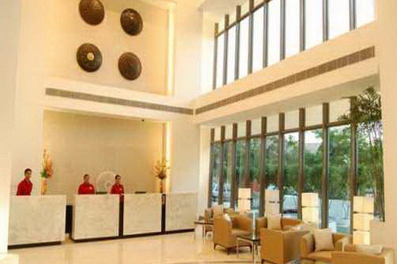 lobby - Fortune Select Metropolitan - Jaipur - India