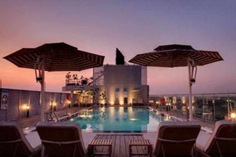 zwembad - Fortune Select Metropolitan - Jaipur - India