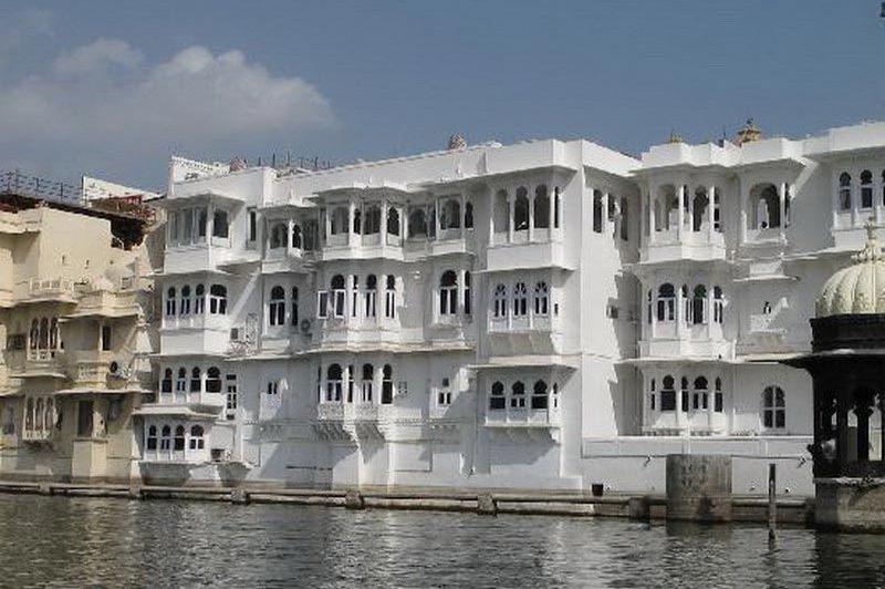 buitenkant - Jagat Niwas - Udaipur - India