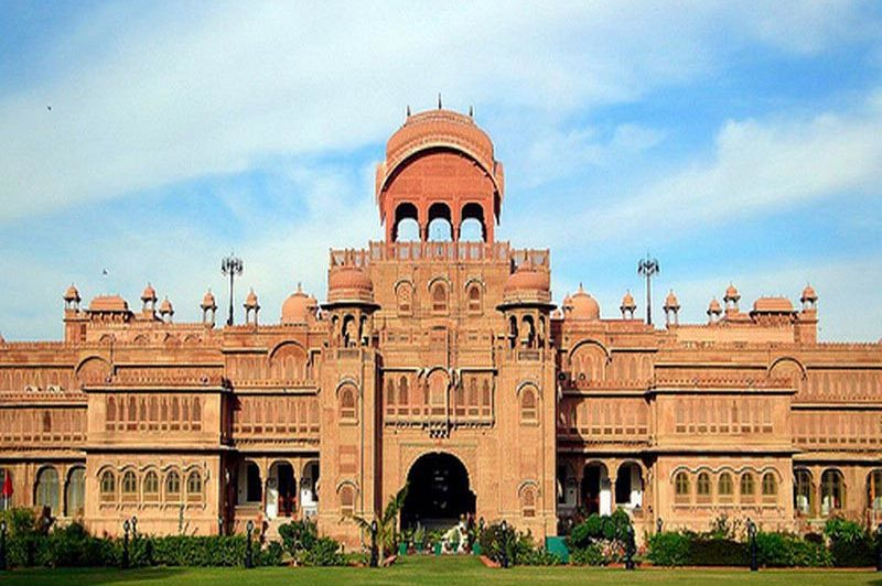 buiten - Laxmi Niwas Palace - Bikaner - India