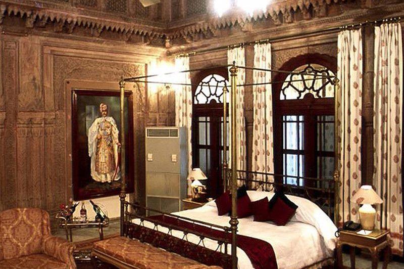 kamer - Laxmi Niwas Palace - Bikaner - India