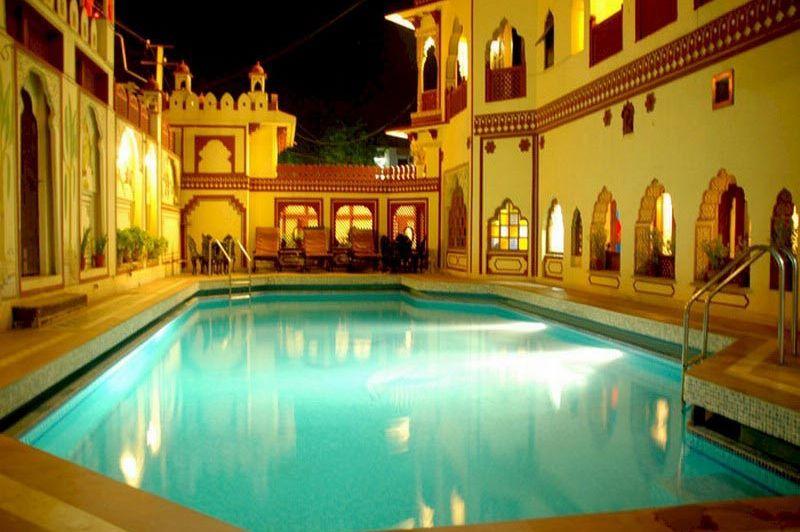 zwembad - Umaid Bhawan Palace - Jodhpur - India