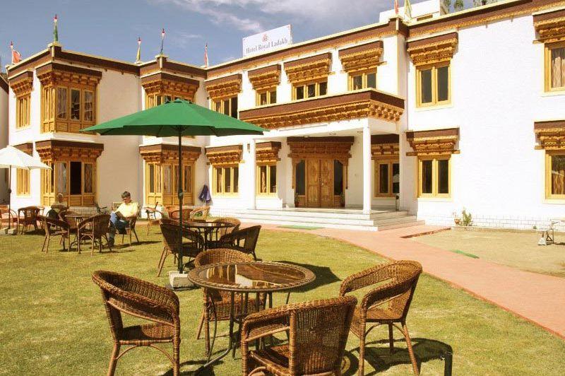 buitenkant - Royal Ladakh - India