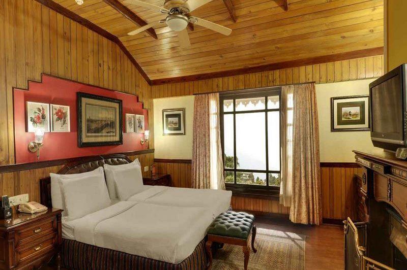 kamer in Mayfair Darjeeling - Mayfair Darjeeling - India