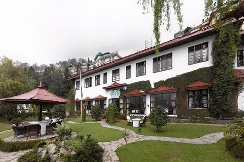 vooraanzicht van The Elgin Nor-Khill Hotel - The Elgin Nor-Khill Hotel - India