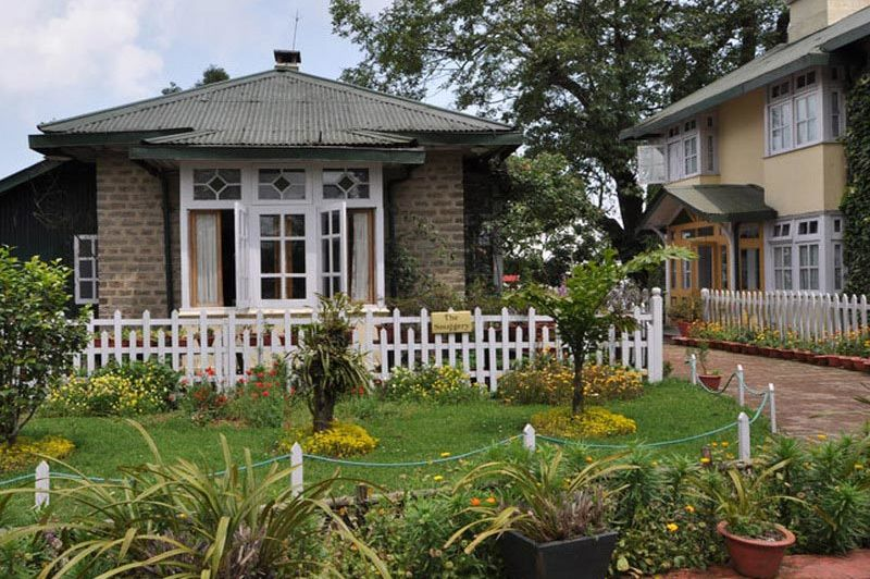 vooraanzicht van Windamere Darjeeling - Windamere Darjeeling - India
