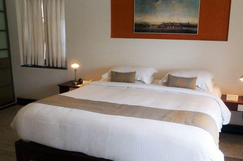 Cochin - Eighth Bastion - hotelkamer - Eighth Bastion - India