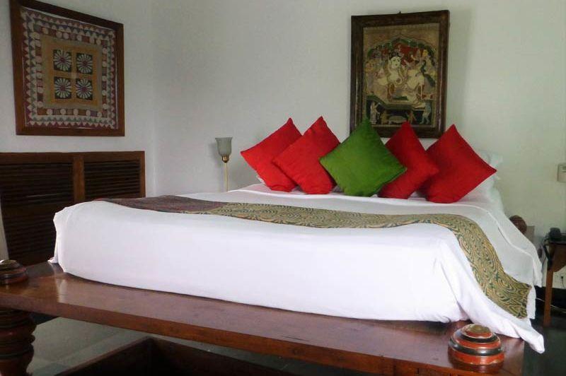 Cochin - Malabar House - hotelkamer - Malabar House - India