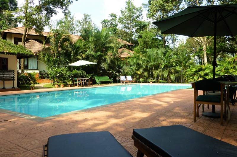 Periyar - Green Woods Resort - Green Woods Resort - India