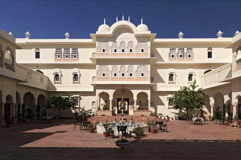 Ranthambore - Nahargarh - Nahargarh - India