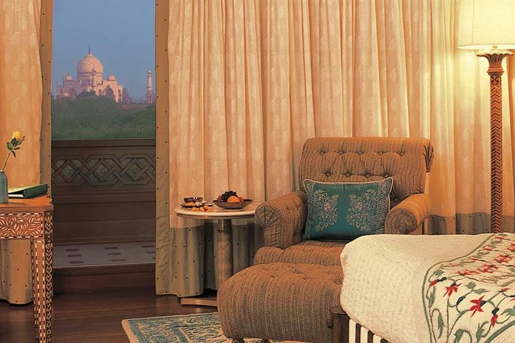 - foto: The Oberoi Amarvilas