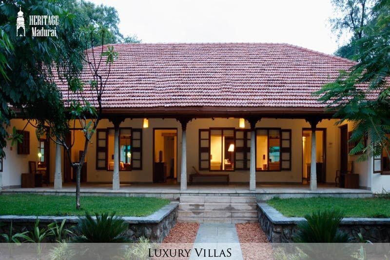 luxery villas van Heritage Madurai - Heritage Madurai - India - foto: archief