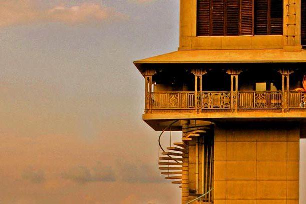 torenkamer Dune Eco Village & Spa - Dune Eco Village & Spa - India - foto: archief