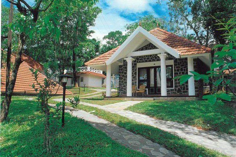 voorzijde bungalow Treetop Periyar (1) - Treetop Periyar - India - foto: lokale agent