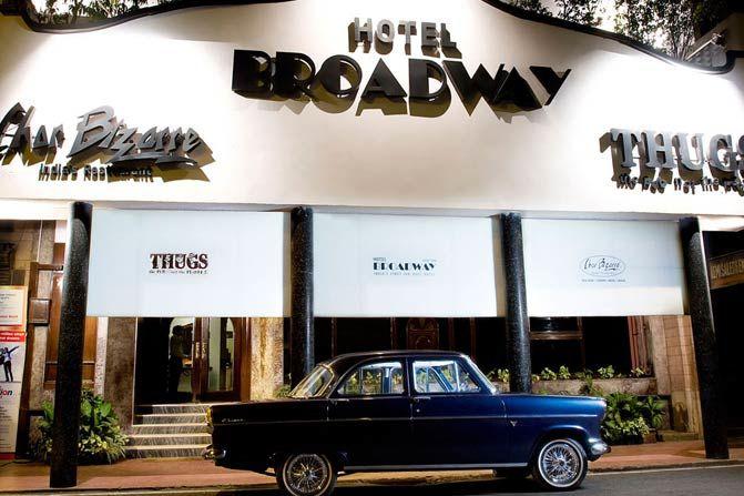 - foto: Hotel Broadway