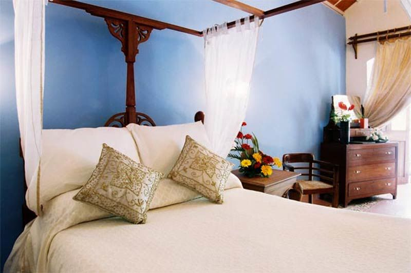 slaapkamer Prainha Resort and Cottages - Goa - Prainha Resort and Cottages - India - foto: Prainha Resort and Cottages