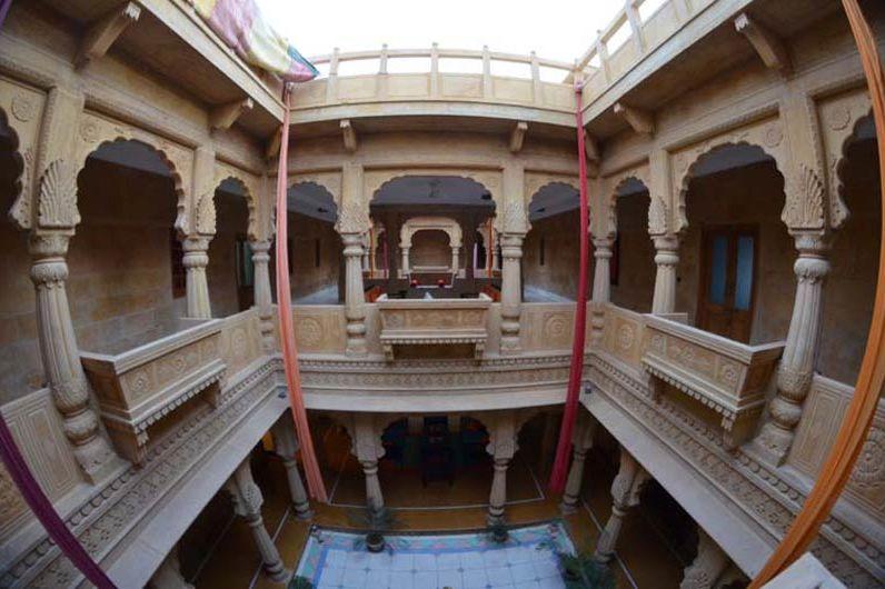 galerij The Gulaal - Jaisalmer - The Gulaal - India - foto: The Gulaal