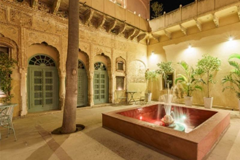 galerij Vivaana Culture Hotel - Mandawa - Vivaana Culture Hotel - India - foto: Vivaana Culture Hotel