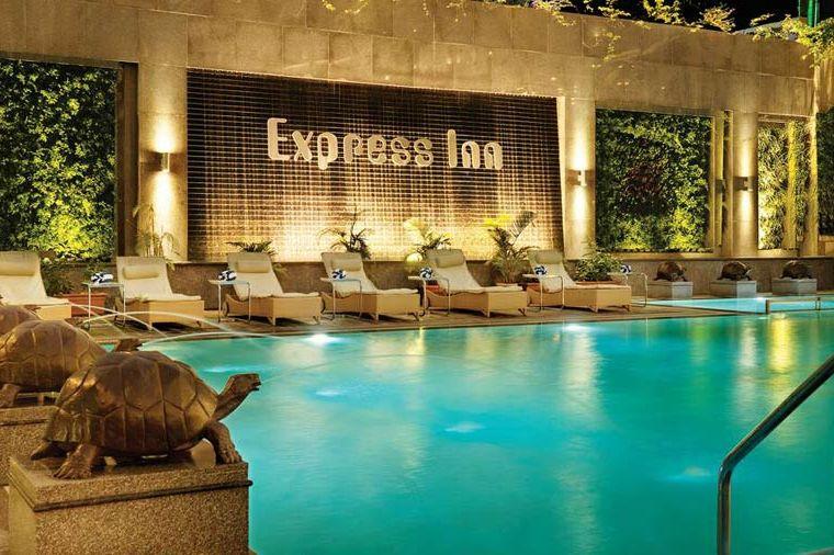 - foto: Express Inn
