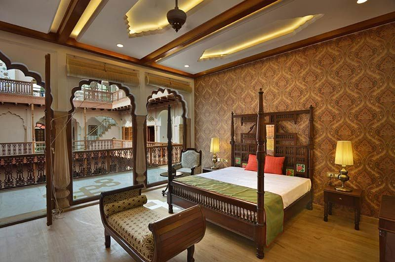 Haveli Dharampura - Delhi - India - foto: Mieke Arendsen