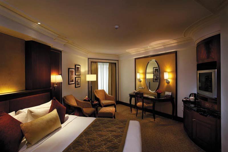 superior room - Shangri La's Eros Hotel - India - foto: Shangri La's Eros Hotel