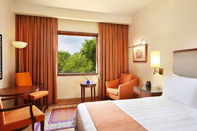 garden view room - Trident Agra - India - foto: Trident Agra