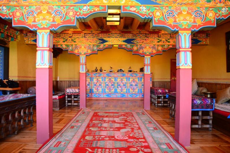 Stok Palace in Leh - Stok Palace - India - foto: Ashfaq Rah
