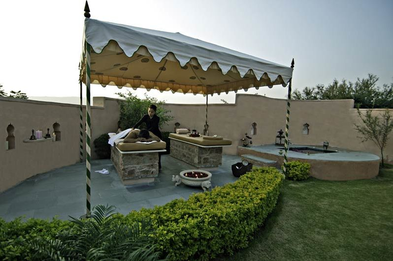 Tree of life massage in Jaipur - Tree of life - India - foto: Tree of life