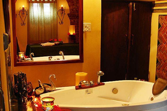 Ranjit's Svaasa badkamer in Amritsar - Amritsar - India - foto: Ranjit's Svaasa