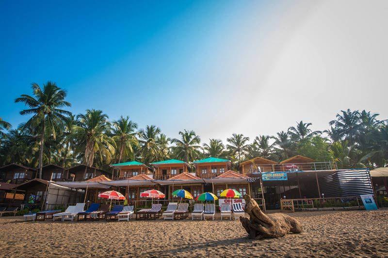 Agonda Om Sai Beach Huts - Goa-Agonda - India - foto: Agonda Om Sai Beach Huts