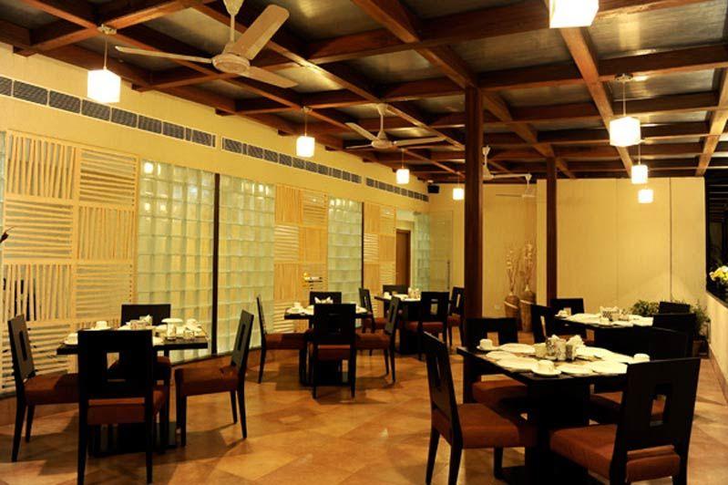 restaurant van Ahuja Residency Sunder Nagar in Delhi - Ahuja Residency Sunder Nagar - India - foto: Ahuja Residency Sunder Nagar