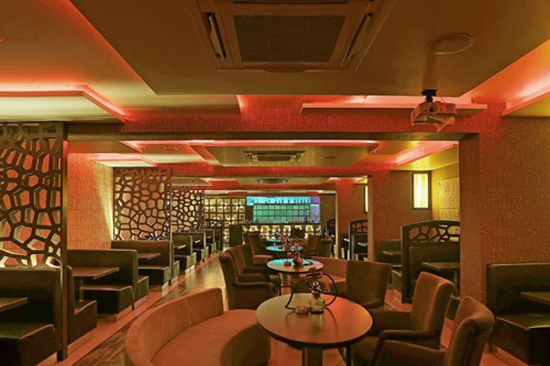 restaurant van Brijwasi Lands Inn in Mathura - Brijwasi Lands Inn - India - foto: Brijwasi Lands Inn