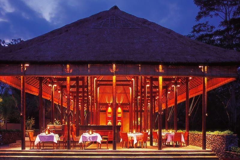 restaurant - Alila - Alila Ubud - Indonesië