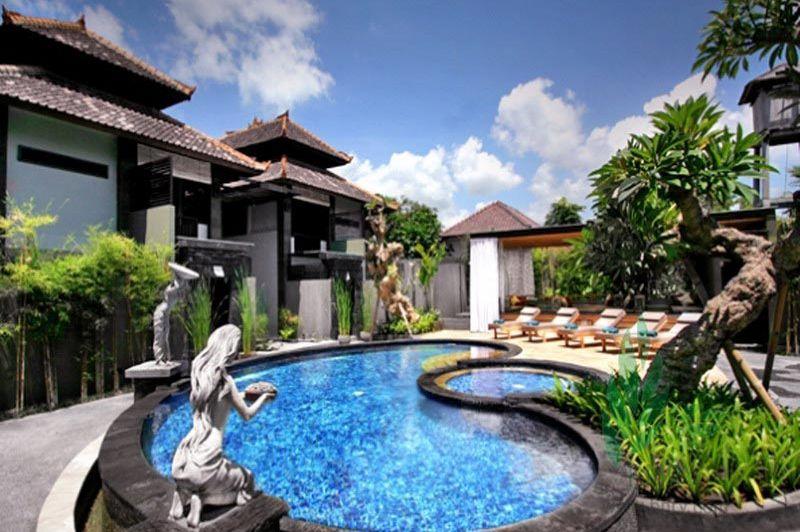 zwembad - Annora Villas - Annora Villas Seminyak - Indonesië