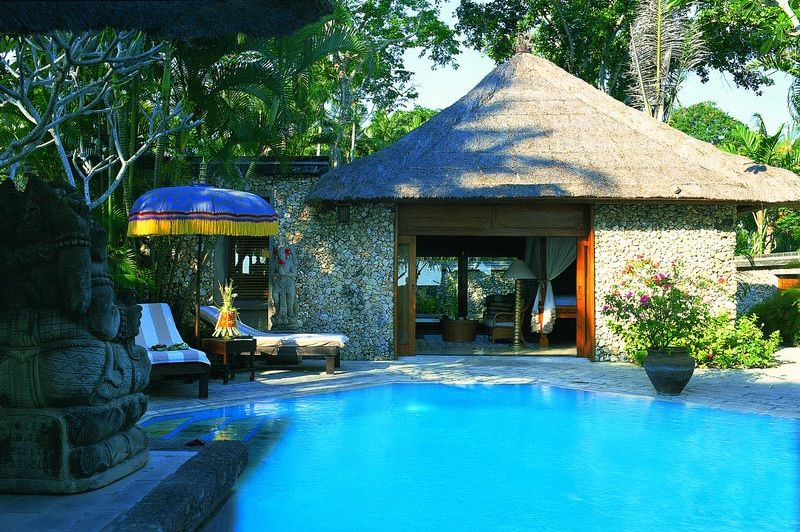 zwembad - The Oberoi - The Oberoi Seminyak - Indonesië