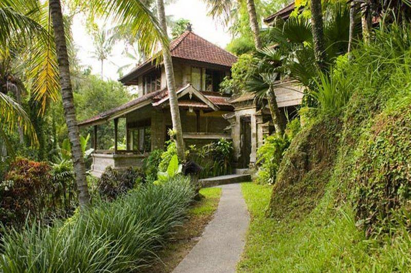 buiten - Bali Spirit - Ubud - Indonesië