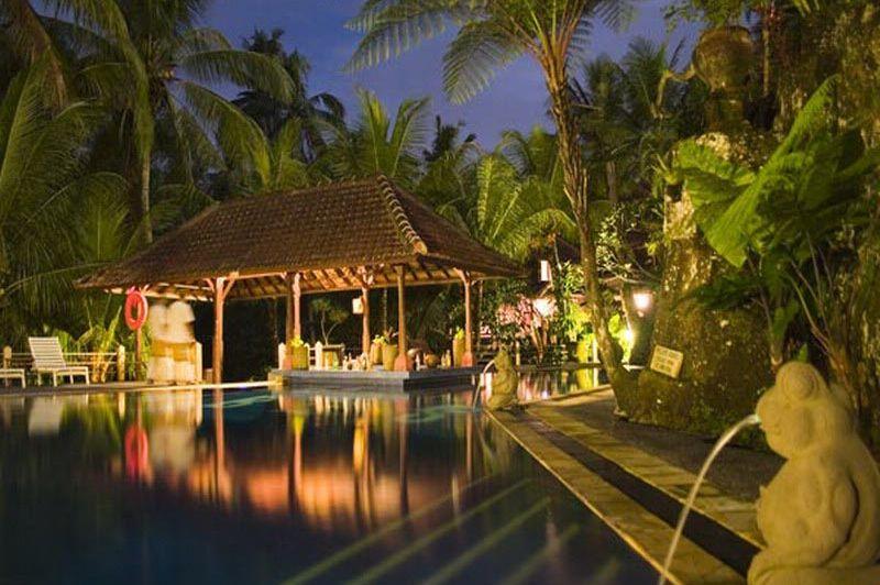 zwembad - Bali Spirit - Ubud - Indonesië
