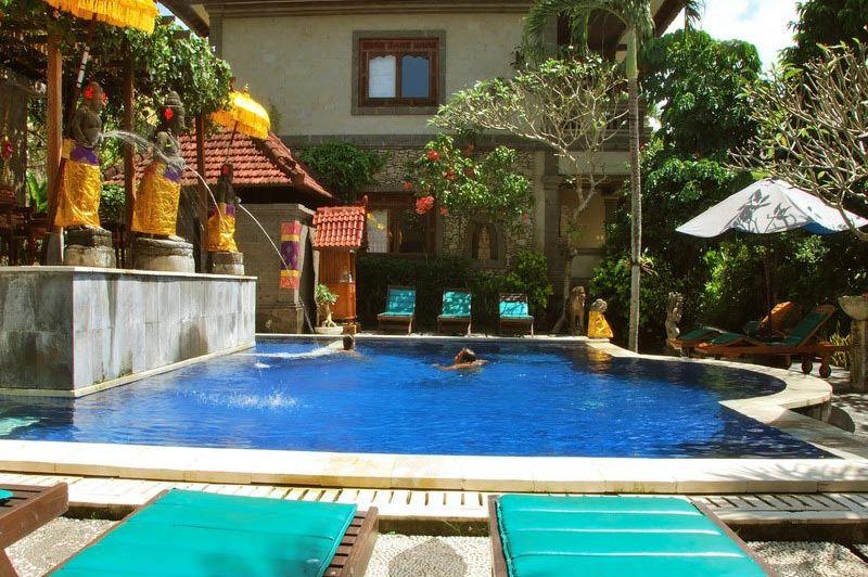 zwembad - Sahadewa - Ubud - Indonesië
