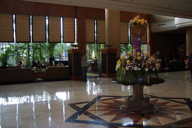 lobby - Grand Angkasa - Medan - Indonesië